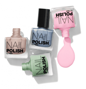 nail polish h&m