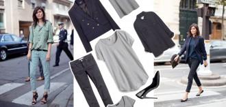 Moda po 40. według Emmanuelle Alt