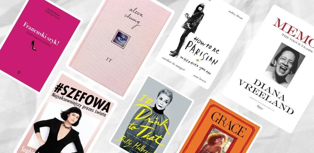Pomysł na prezent - książki o modzie