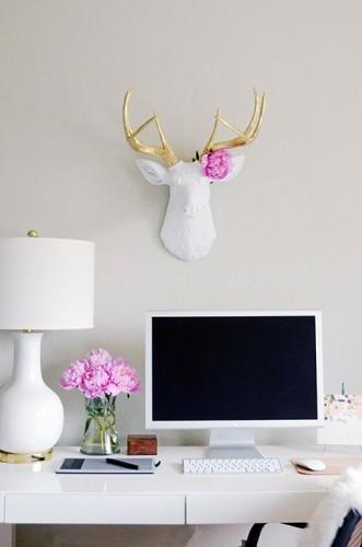 ładne biurko pomysły