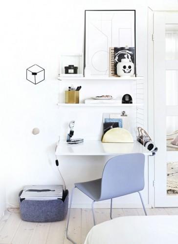 inspiracje domowe biuro