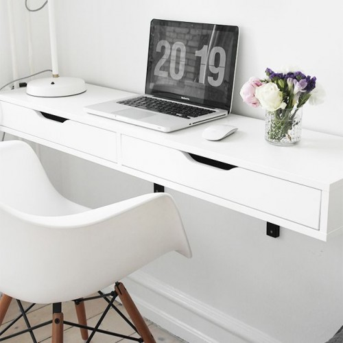 pomysły na urządzenie domowego biura