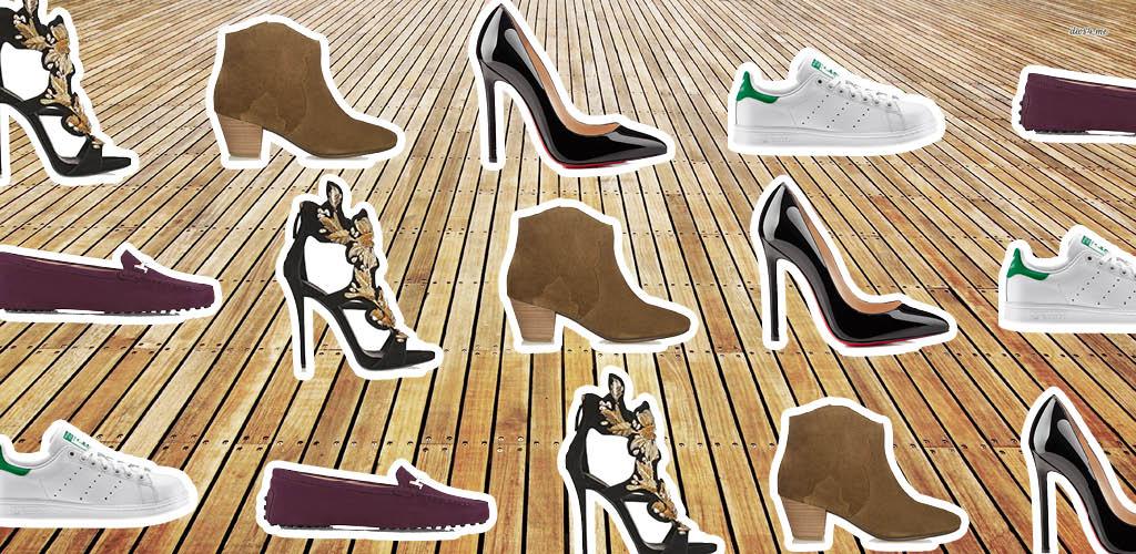 5 par butów dla każdej kobiety