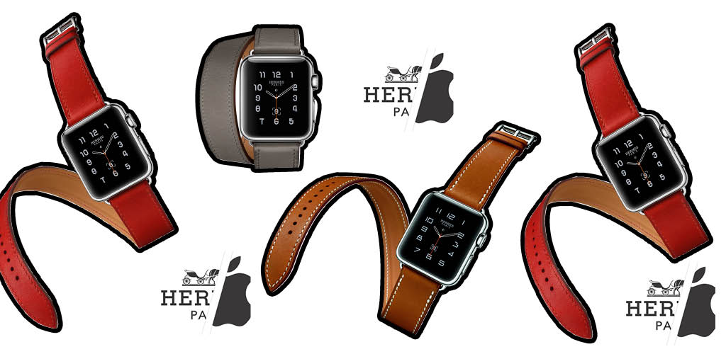 zegarek apple watch hermes