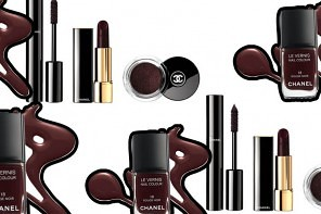 Kolekcja Chanel Rouge Noir Beauty