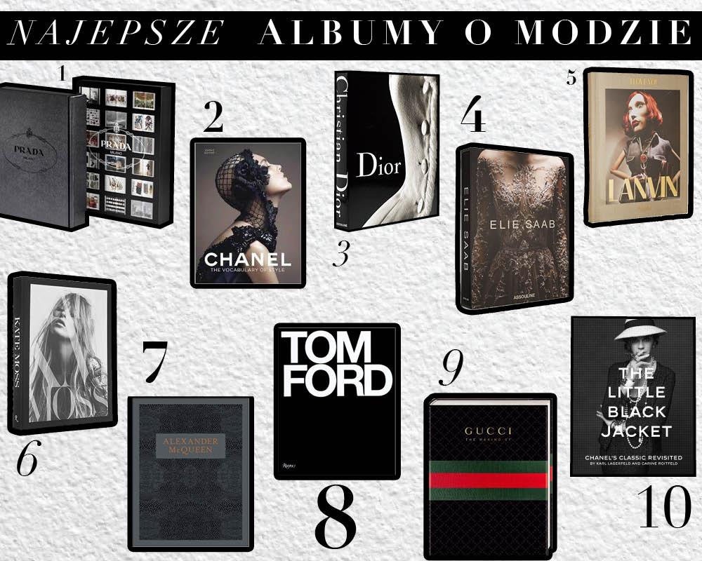 10 najlepszych albumów modowych