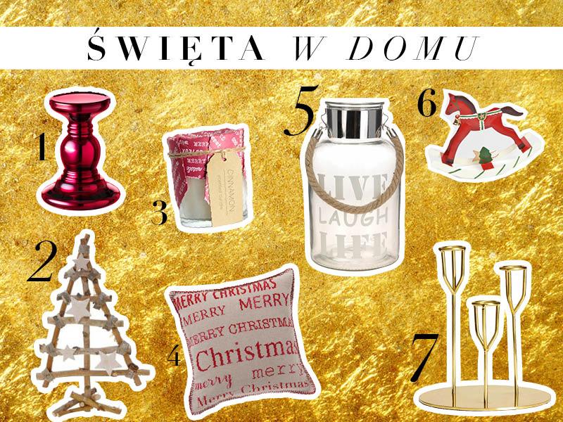Stylowe ozdoby świąteczne wybór na shopping