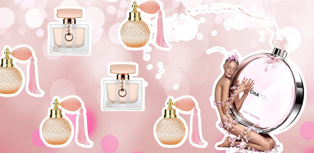 5 trików jak używać perfum
