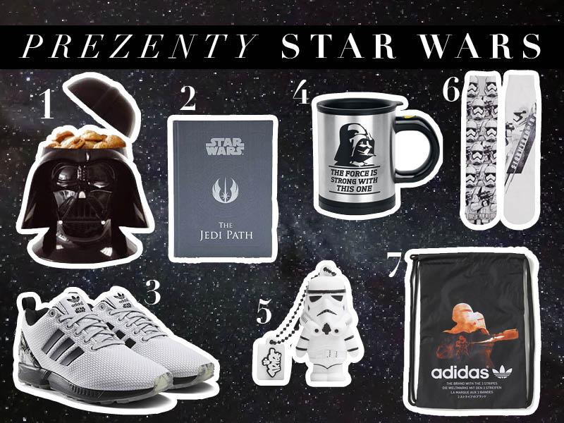 Pomysły na prezenty Star Wars