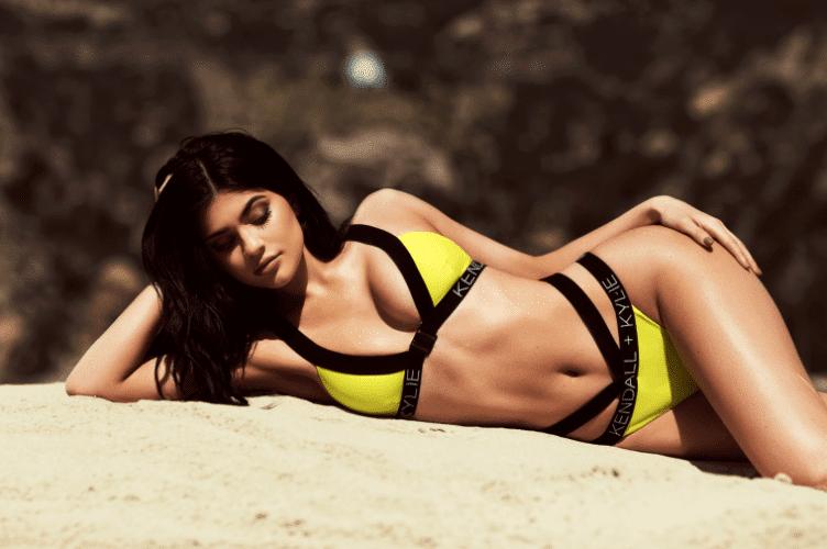Kylie & Kendall Topshop Swim 2016