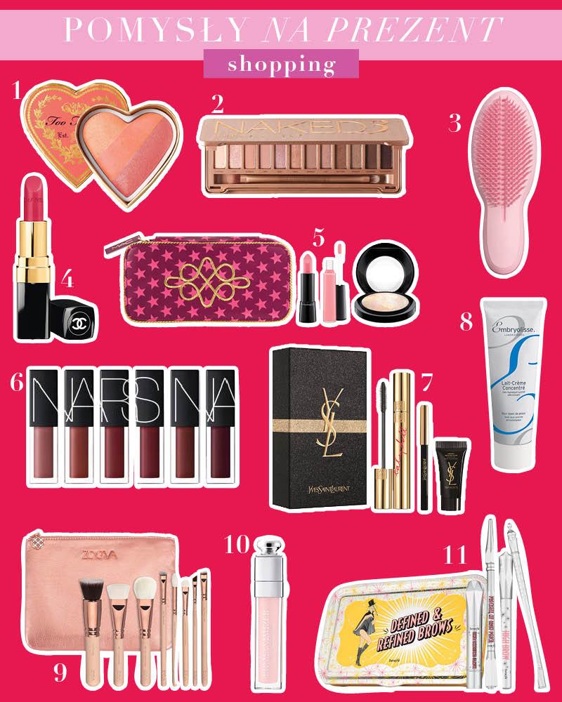 przenty-dla-niej-kosmetyki-makijaz-shopping-2016-tematmoda
