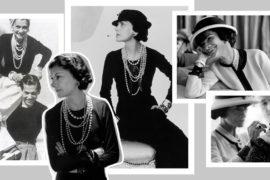 TOP 10 cytatów Coco Chanel