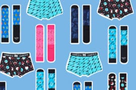 Kolaboracja Happy Socks X Billionaire Boys Club
