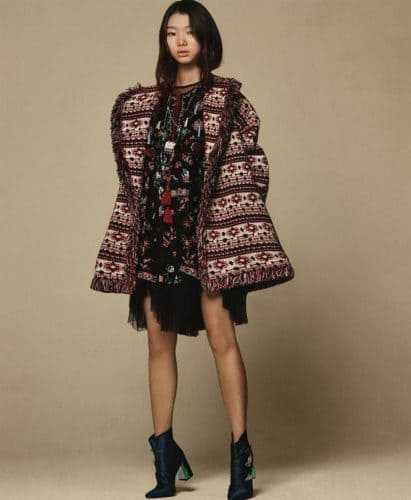 Zara trendy jesien 2017
