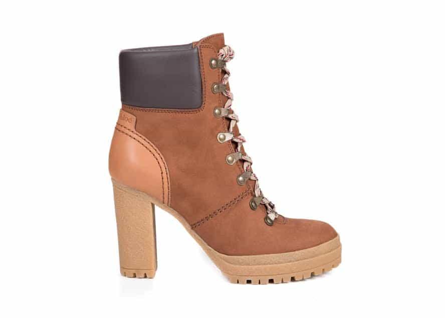 9cc9bdca430a7 Kolor idealnie pasuje do jesiennej aury, a forma obuwia będzie pasowała do  grubych rajstop, spódnic czy długich kardiganów. Czarne botki ...