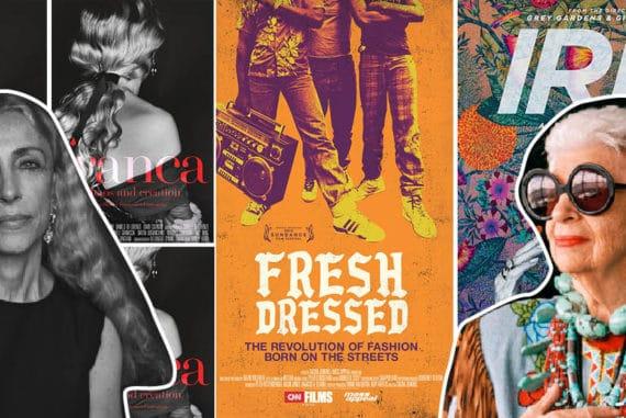 Dokumenty o modzie - 5 hitów na Netflix