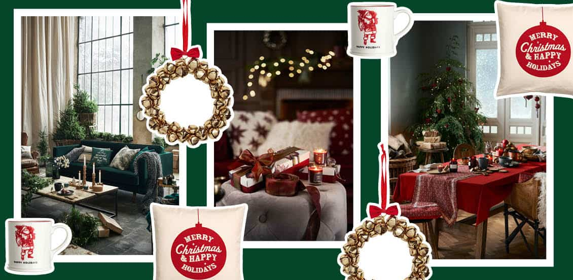 Kolekcja świąteczna H&M Home - TOP 9