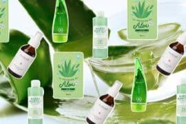 aloes produkty kosmetyczne
