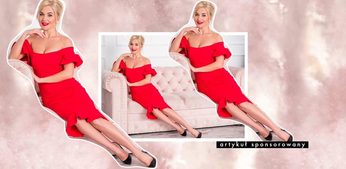 74aed451f7 Sukienki midi - obowiązkowa pozycja w szafie każdej kobiety