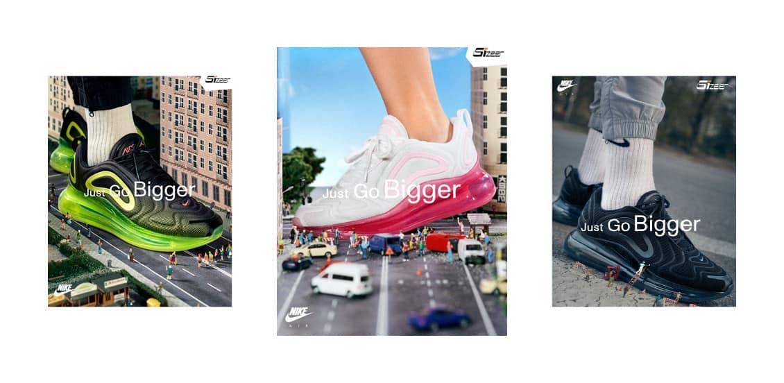 najnowszy Hurt stabilna jakość Nowe Nike Air Max 720 już w Sizeer   Temat Moda